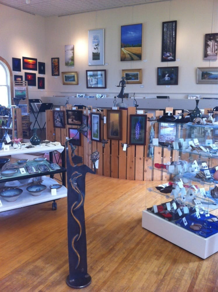 Hoth-Lee Art Gallery: 83010 Washington Ave, Port Wing, WI