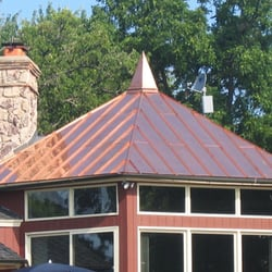 Photo Of Kaufman Roofing   Minneapolis, MN, United States. Copper Roof ...