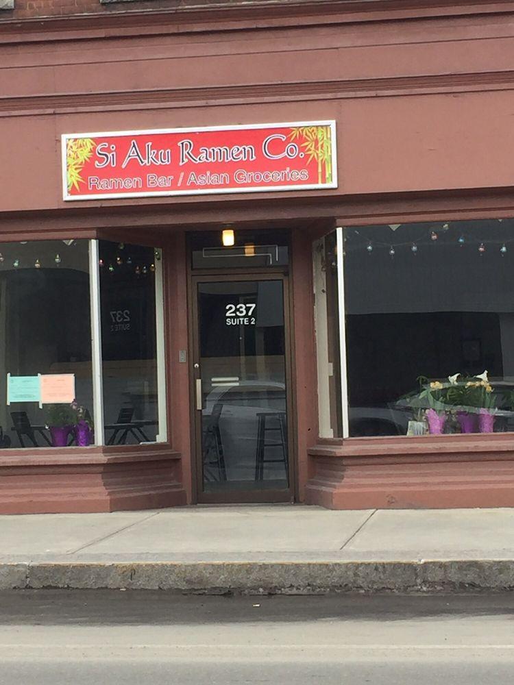 Si Aku Ramen: 237 N Main St, Barre, VT