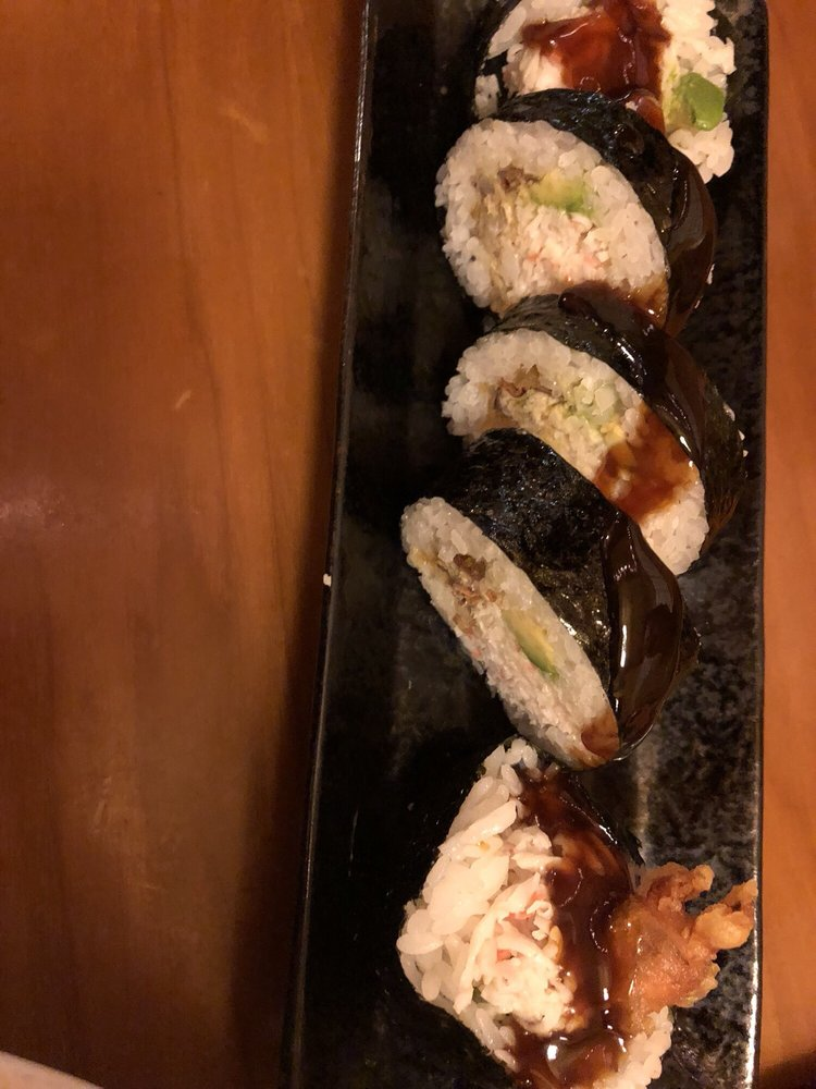 May's Sushi Bar & Grill