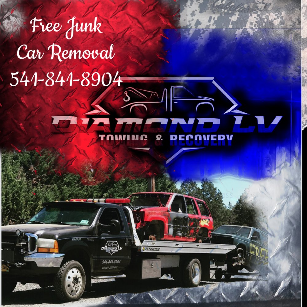 Diamond LV Towing and Recovery: 8437 Agate Rd, White City, OR