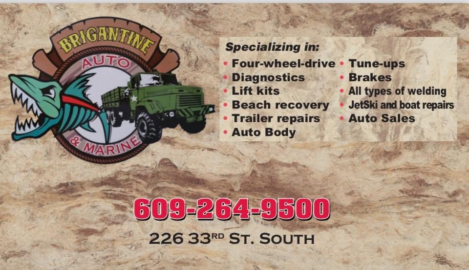 Brigantine Auto and Marine: 226 33rd St S, Brigantine, NJ