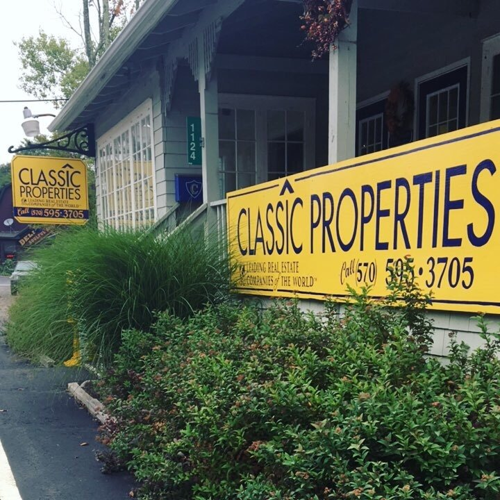 Classic Properties Pocono Mountain Real Estate Office