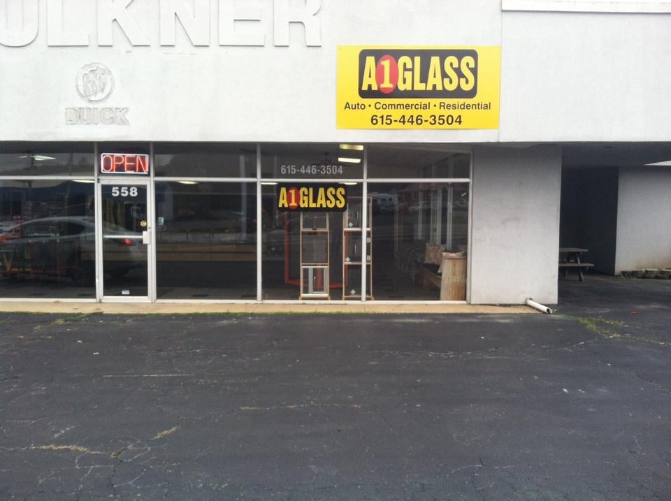 A-1 Glass: 558 Hwy 46 S, Dickson, TN