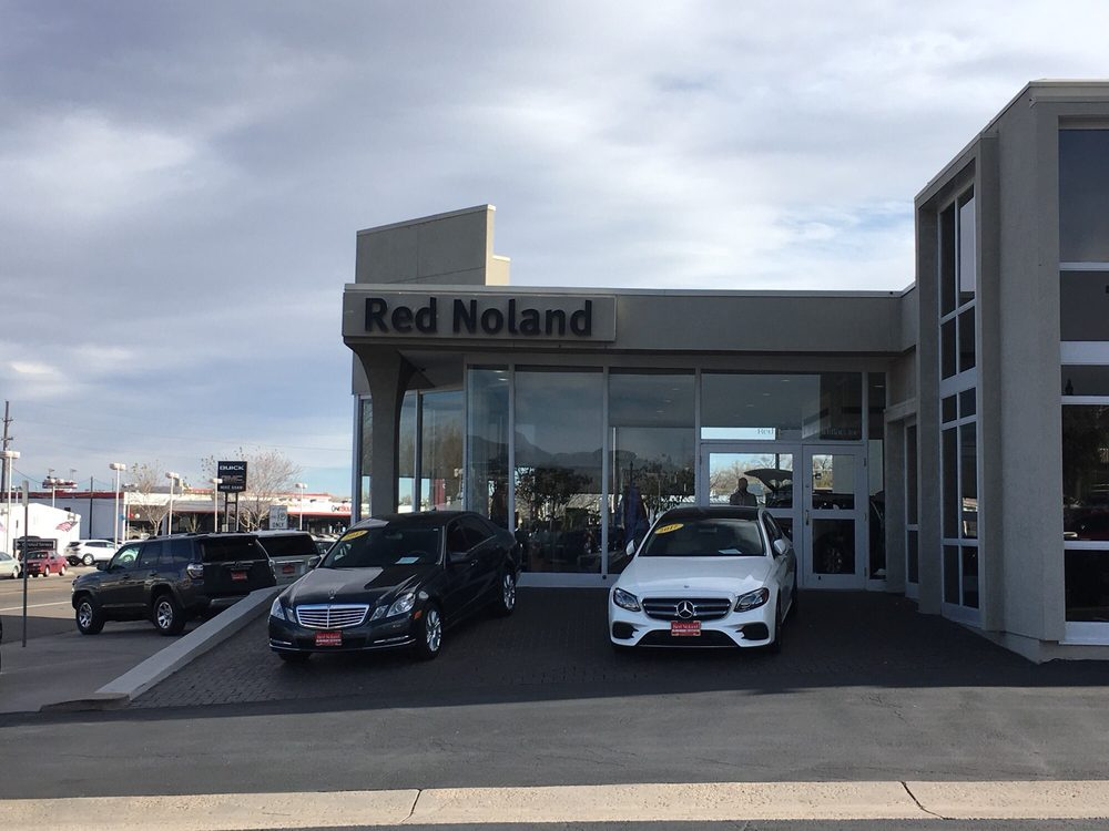 Red Noland Pre-owned