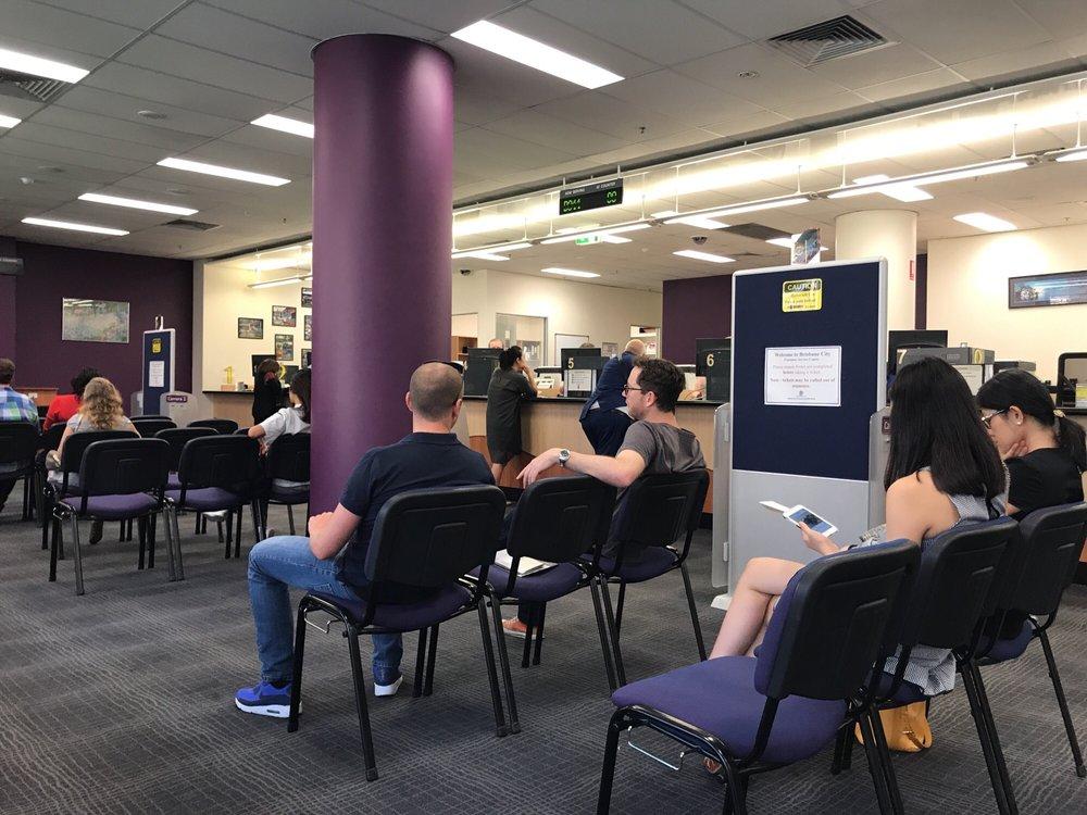 Department of Transport: 229 Elizabeth St, Brisbane, QLD