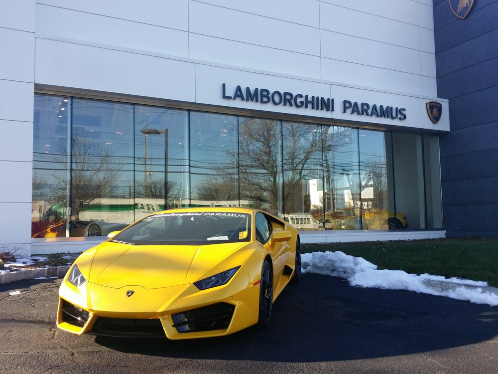 Lamborghini Paramus Get Quote Body Shops 401 Rt 17 S