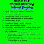 Quick Dry Carpet Cleaning Carpets Cincinnati Oh