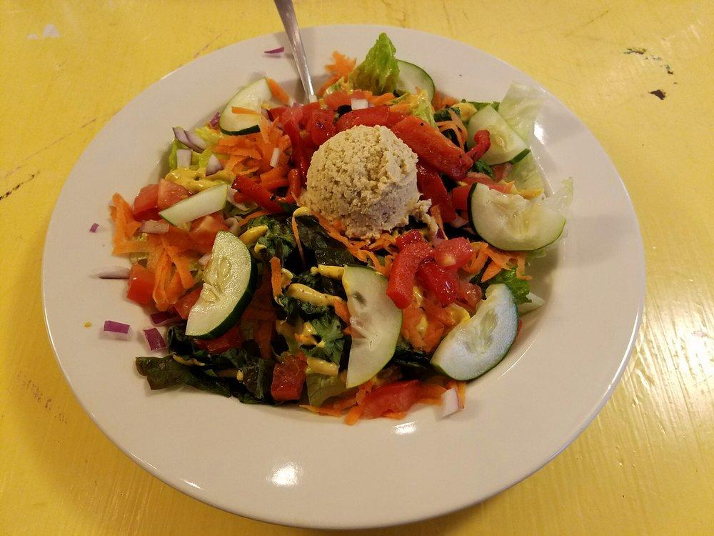The Red Herring Vegetarian Restaurant: 1209 W Oregon St, Urbana, IL