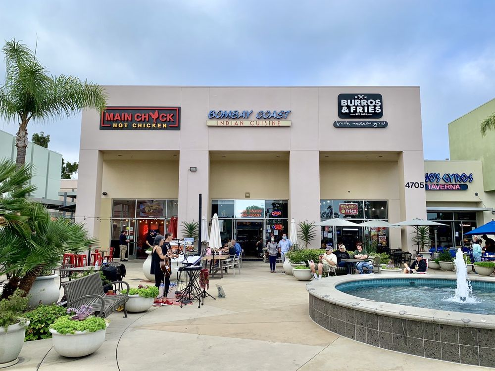Clairemont Town Square Shopping Center