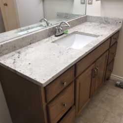 Photo Of Granite Prestige   Medford, NY, United States. Granite Vanity