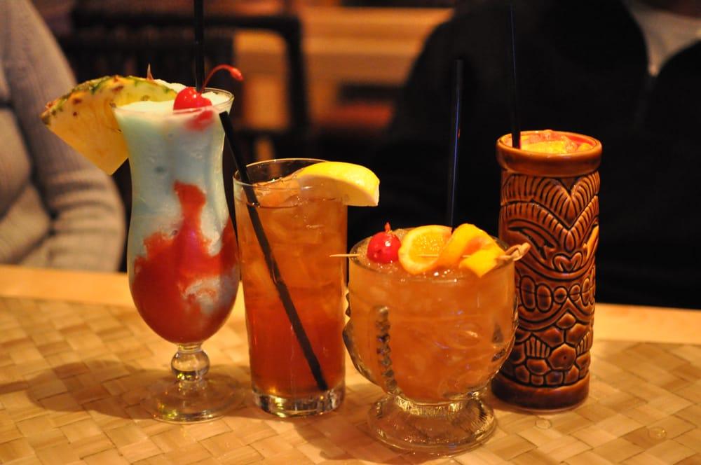 Image result for Tiki Drinks, Trader Sam's Enchanted Tiki Bar