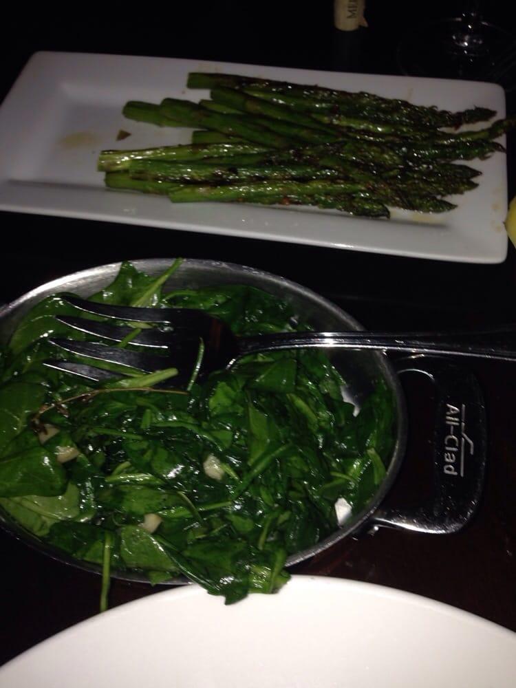 Spinach Asparagus Yelp