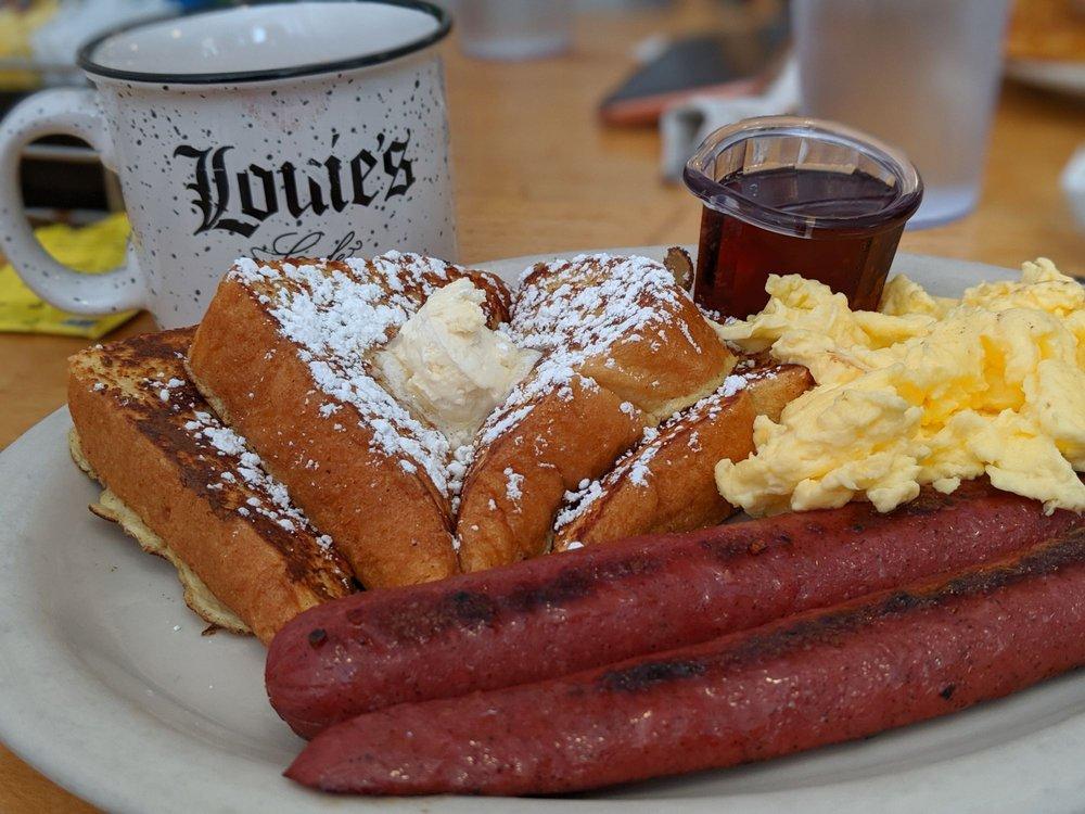 Louie's Cafe: 820 Commercial St, Leavenworth, WA