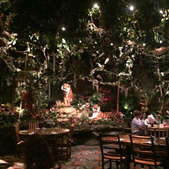 Rainforest Cafe Menu Grapevine Mills