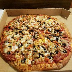 P O Of 5 Buck Pizza Fillmore Ut United States Pepperoni