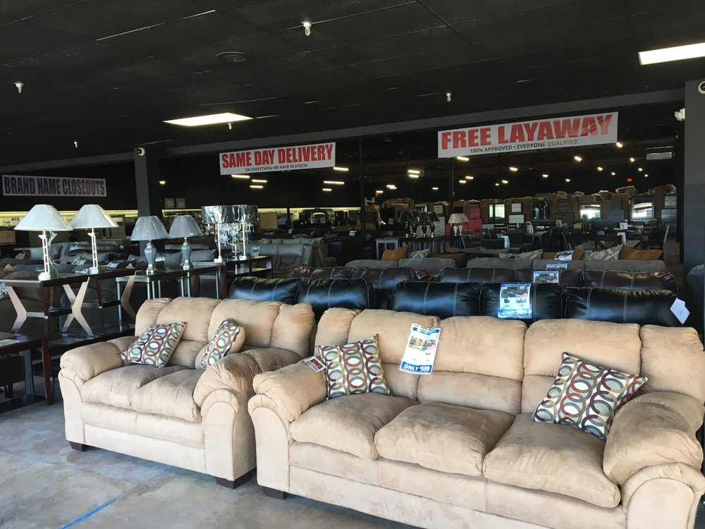 American Freight is your living room furniture destination in east ...