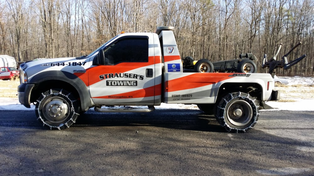 Towing business in Concord, PA