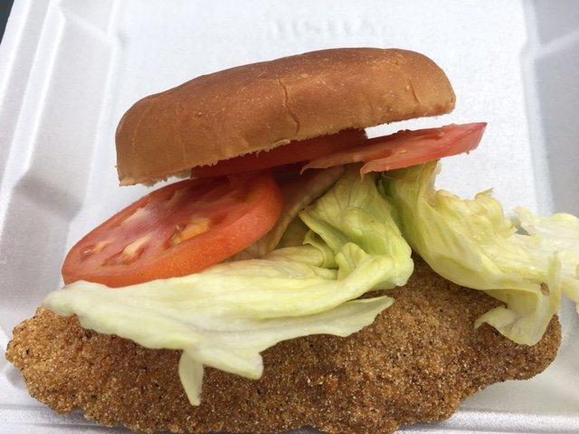 The Burger Barn & Sue's Snow Cones: 1303 E Eldorado, Decatur, IL