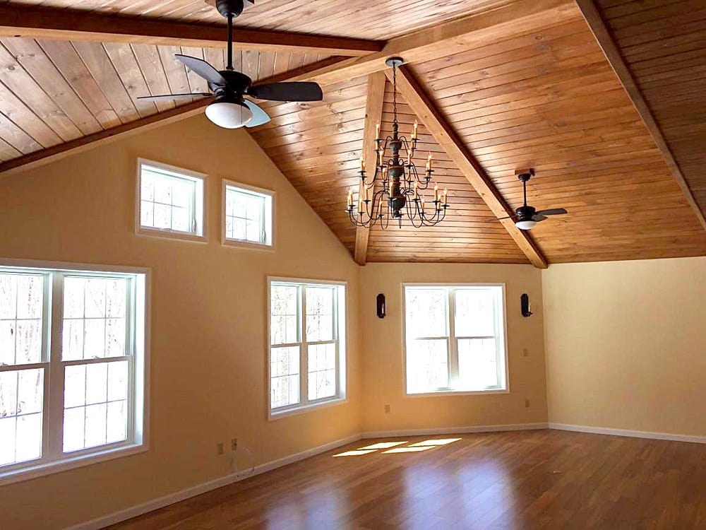 A Beautiful 500 Square Foot Great Room Addition With