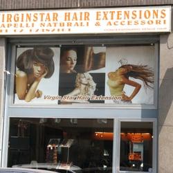 Virginstar hair extensions parrucchieri via marangoni for Via marangoni milano