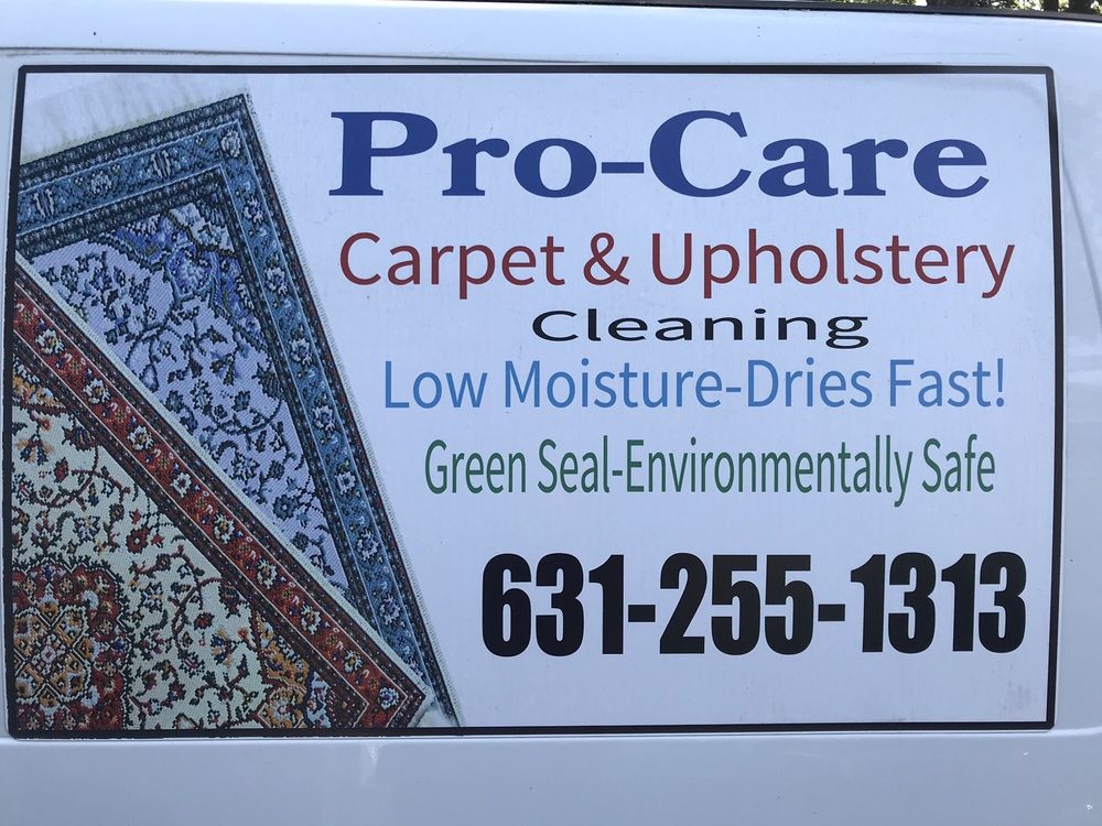 Pro-Care Carpet & Upholstery Cleaning: Eastport, NY