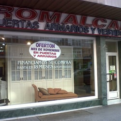 Romalcam tienda de muebles calle virgen de luj n 39 for Telefono registro bienes muebles madrid