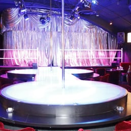 Our Renovated Strip Club Interior There S Even A Booth