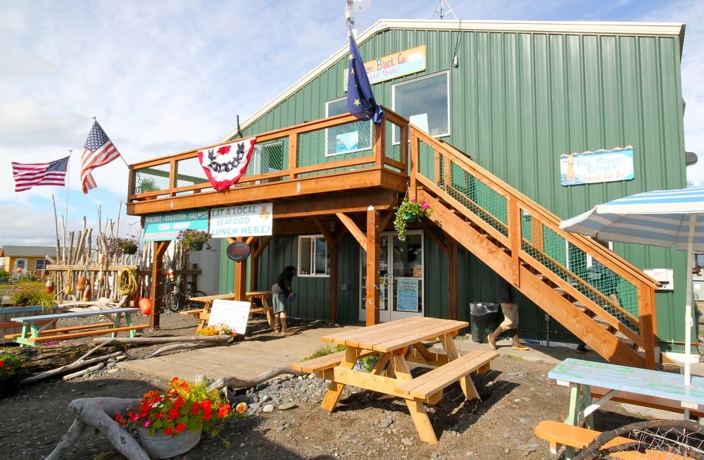 The Auction Block Co.: 4501 Ice Dock Rd, Homer, AK