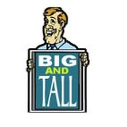 Big and tall men's clothing at Men's Wearhouse includes big and tall suits, dress shirts, pants & more. Check out our selection of big men's clothing today.
