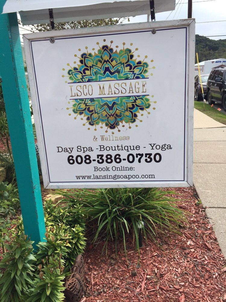 LSCo Massage and Wellness: 80 N 4th St, Lansing, IA