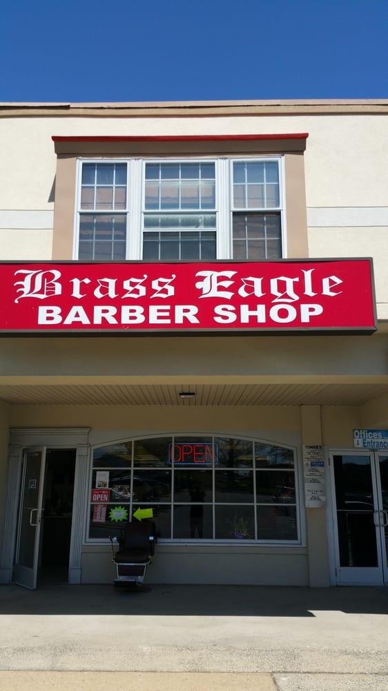 Brass Eagle Barbershop: 1155 State Highway 73 North N, Mount Laurel, NJ