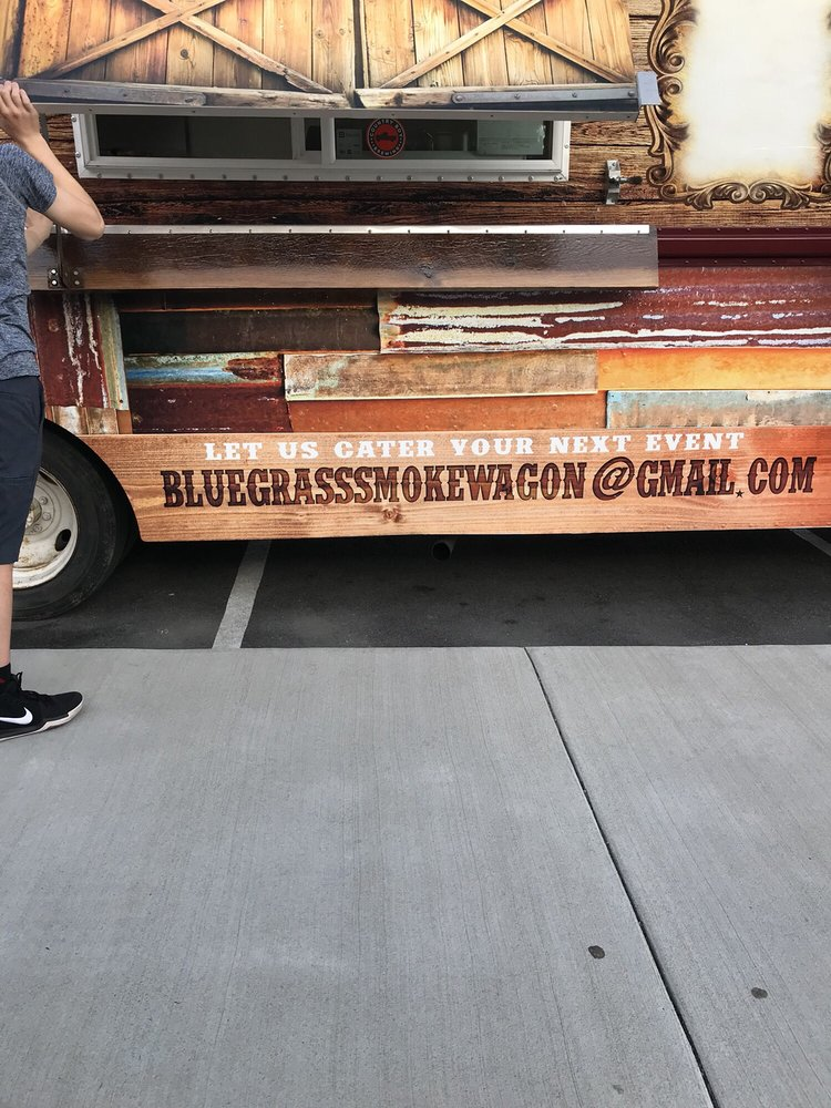 Bluegrass Smokewagon: Midway, KY