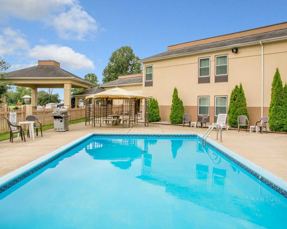 Comfort Inn: 7525 US 23, Piketon, OH