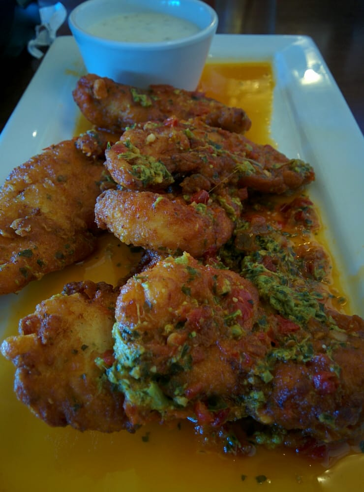 Spicy Calabrian Chicken Appetizer Yelp