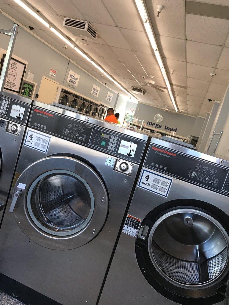 Rosemont Thrifty Wash: 9117 Kiefer Blvd, Sacramento, CA