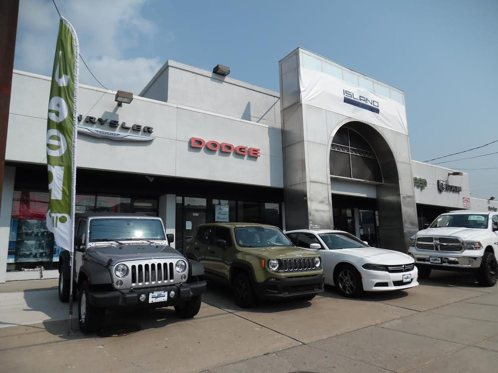 Jeep Dealers Near Me >> Island Chrysler Dodge Jeep Ram - 11 Photos & 130 Reviews ...