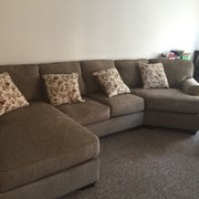 ... Photo Of Ashley HomeStore   Niles, IL, United States. My Sectional With  A