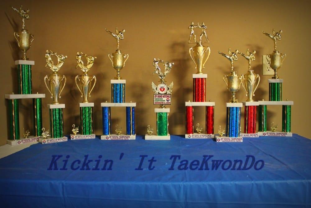 Kickin' It Taekwondo