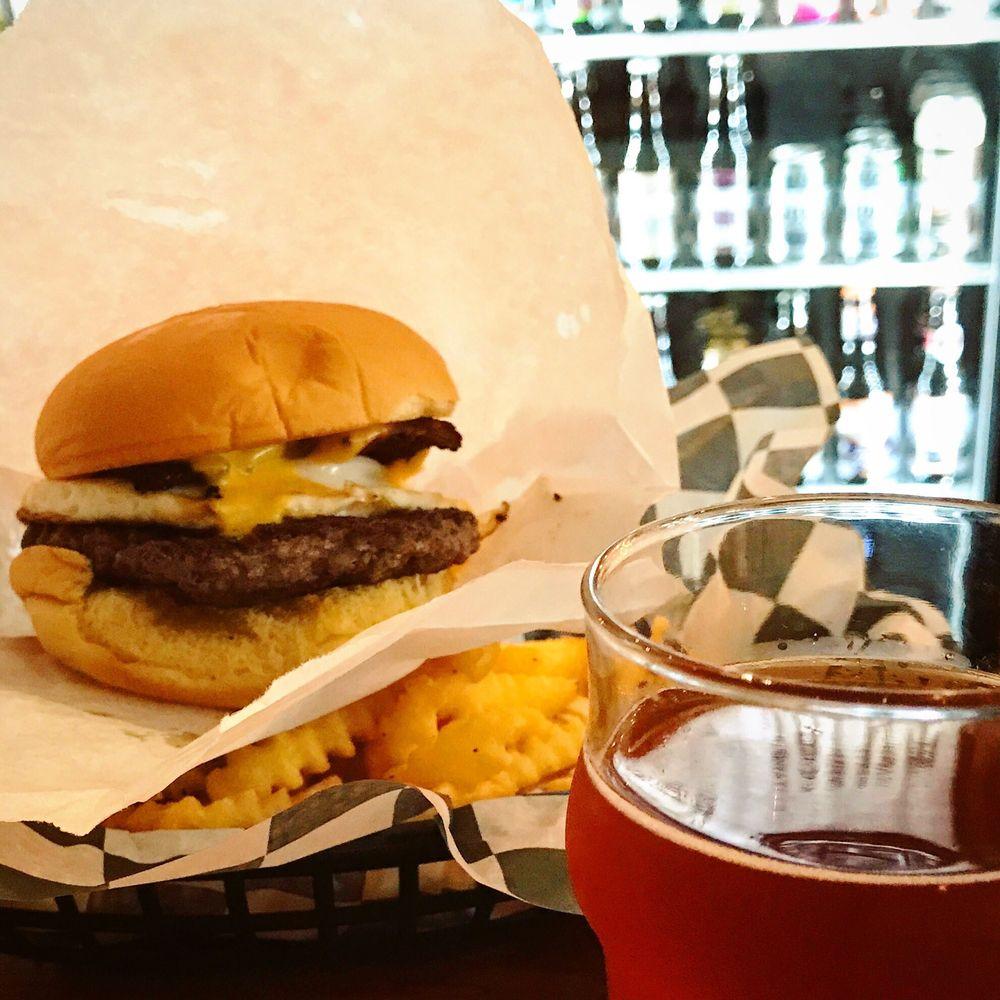 Jack Brown's Beer & Burger Joint: 131 Granby St, Norfolk, VA