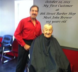 8th Street Barber Shop: 138 E 8th St, Pottstown, PA
