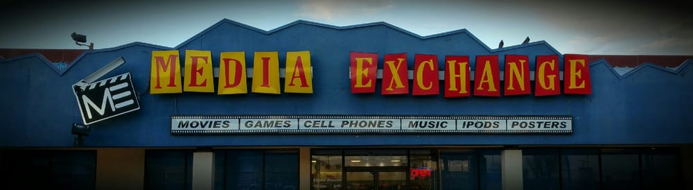 Media Exchange: 9155 Dyer St, El Paso, TX