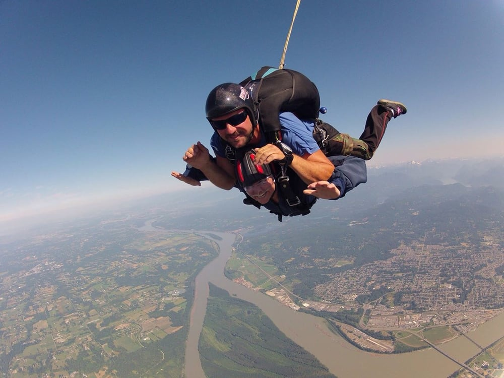 Vancouver skydiving - Camping in ocala