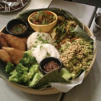 Burmese Street Food Berkeley Menu