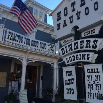 Photo Of Hotel Nauvoo Historic Inn Restaurant Il United States