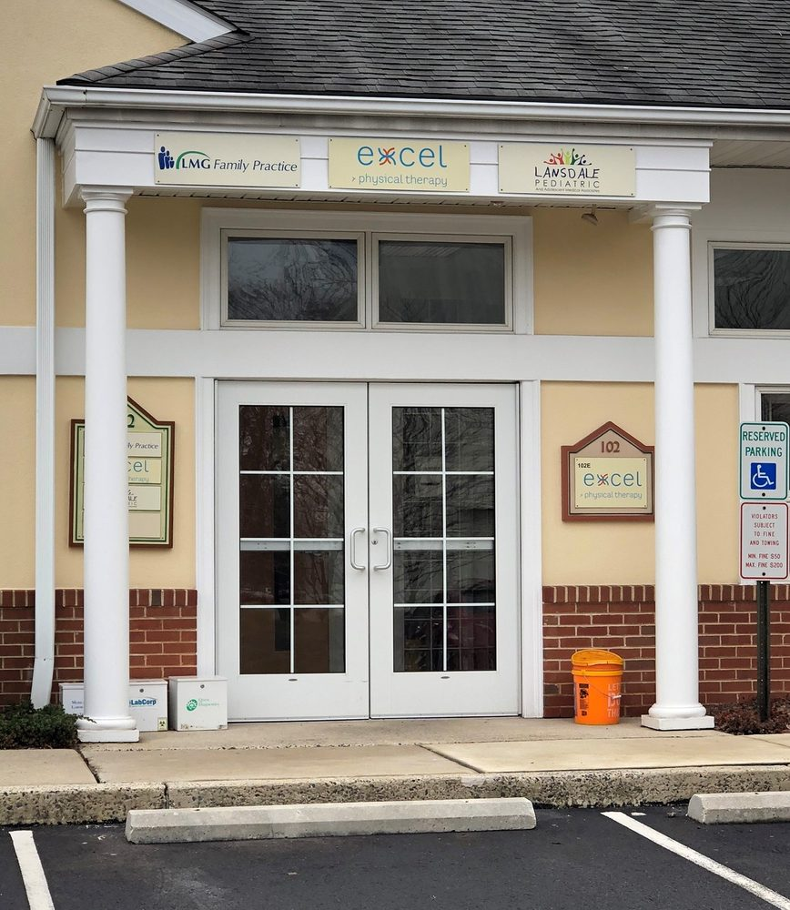 Excel Physical Therapy - Chalfont: 1500 Horizon Dr, Chalfont, PA