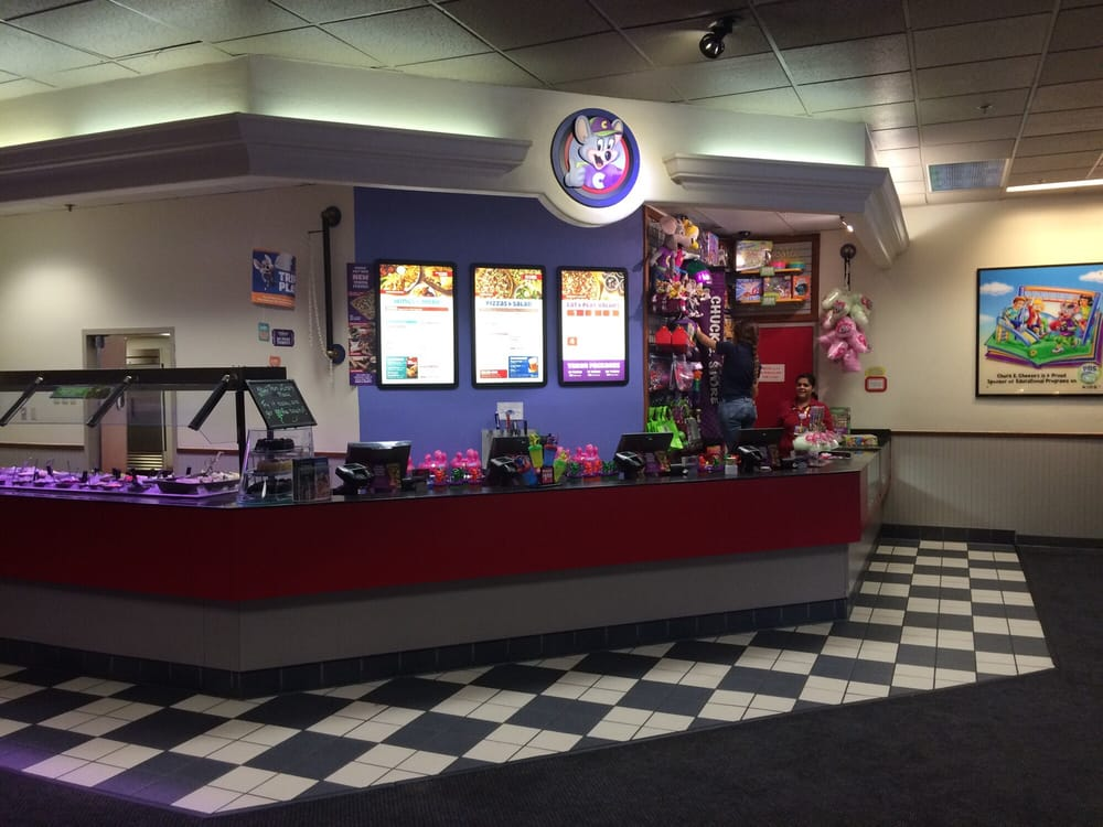 Chuck e cheese coupons san jose