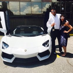 Photo Of Uptown Exotic Car Rental   Houston, TX, United States. Thanks  Georgie
