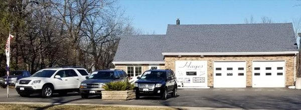 Hayes Auto Watertown Wi >> Hayes Family Auto 731 W Main St Watertown Wi Auto Repair Mapquest