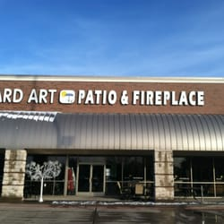 Yard Art Patio & Fireplace - 13 Photos - Appliances - 3500 Preston ...
